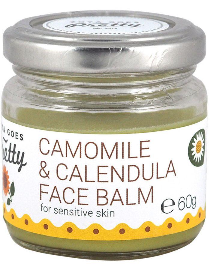 Zoya Goes Pretty Chamomille & Calendula Face Balm 60gr