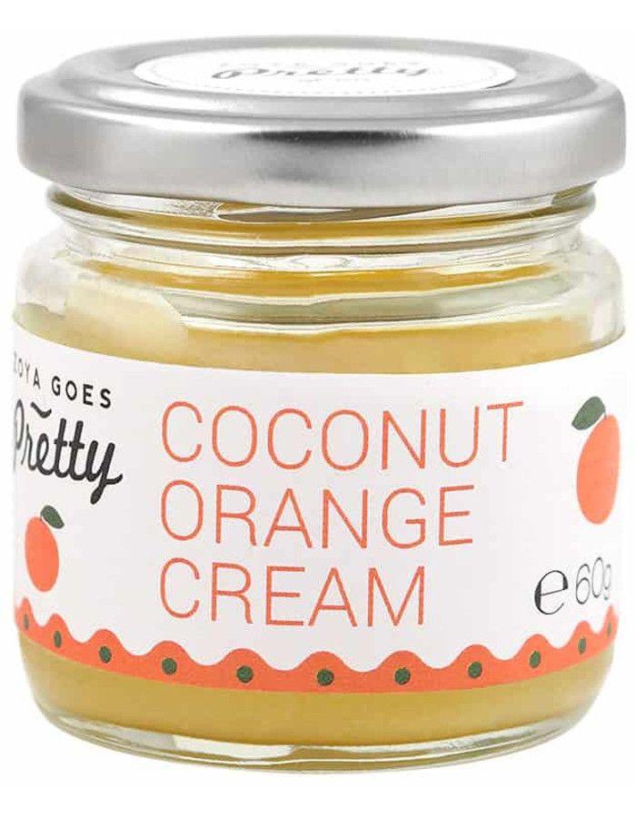Zoya Goes Pretty Koudgeperste Coconut Orange Cream 60gr