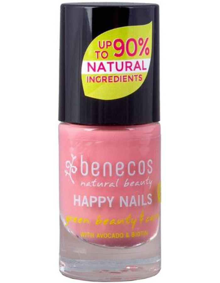 Benecos Happy Nails Nagellak Bubble Gum 5ml