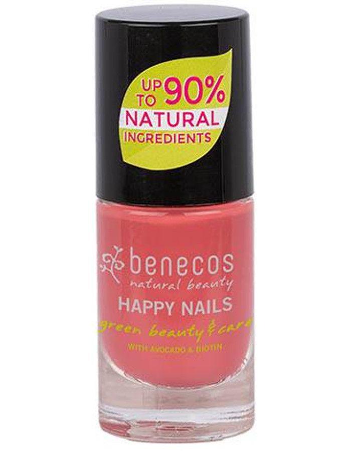 Benecos Happy Nails Nagellak Flamingo 5ml