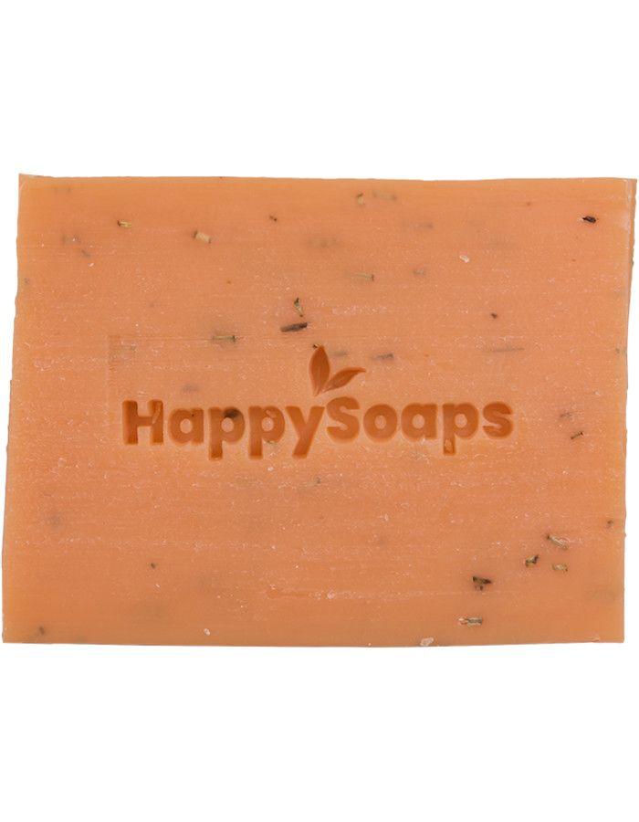 HappySoaps Body Bar Arganolie en Rozemarijn 100gr
