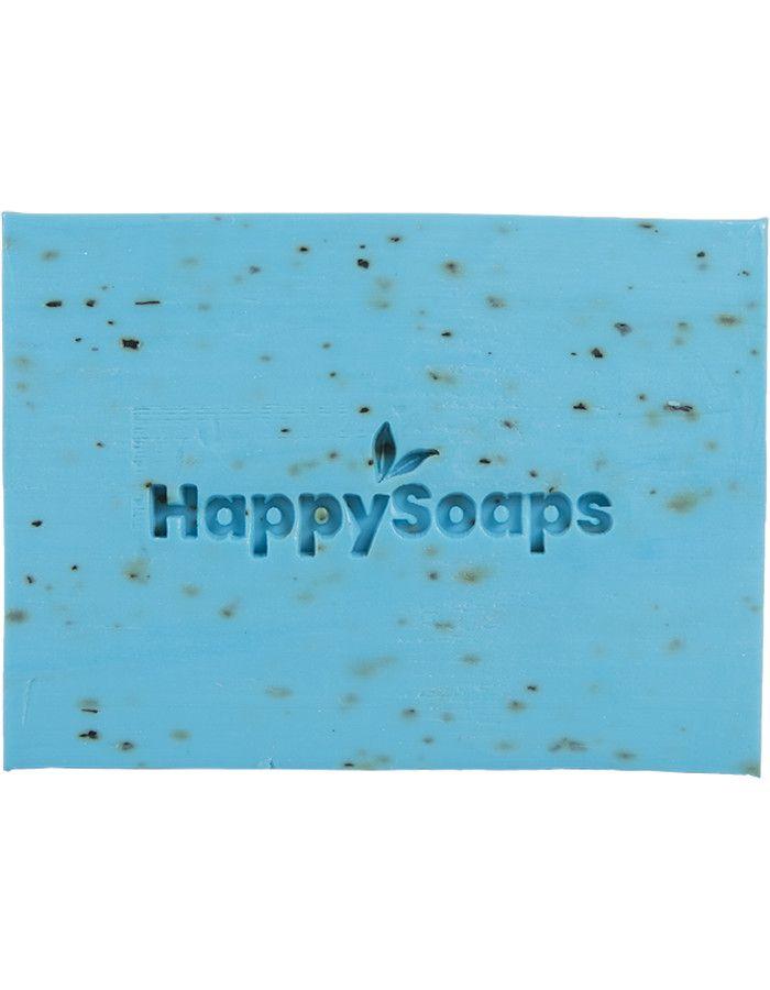 HappySoaps Body Bar Bergamot en Wierook 100gr