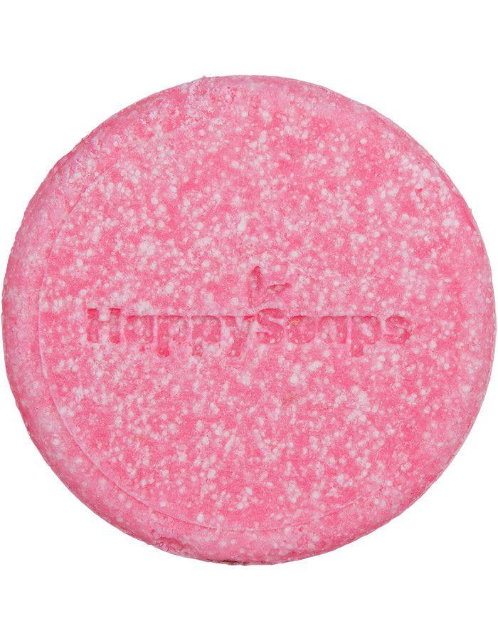 HappySoaps Shampoo Bar La vie en Rose 70gr