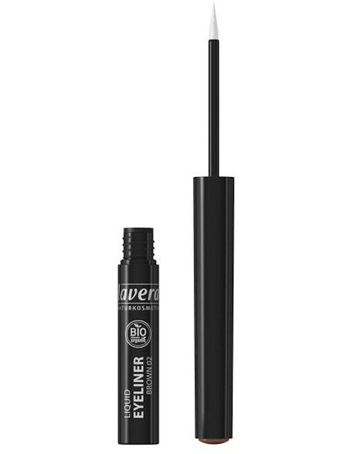 Lavera Organic Vloeibare Eyeliner 02 Brown