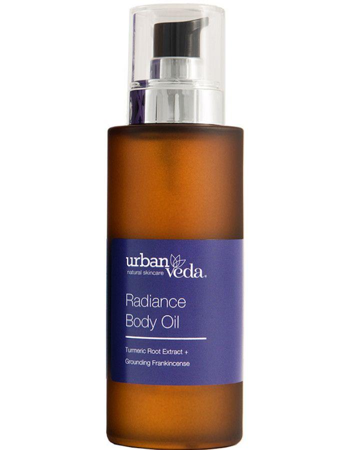 Urban Veda Radiance Body Oil 100ml