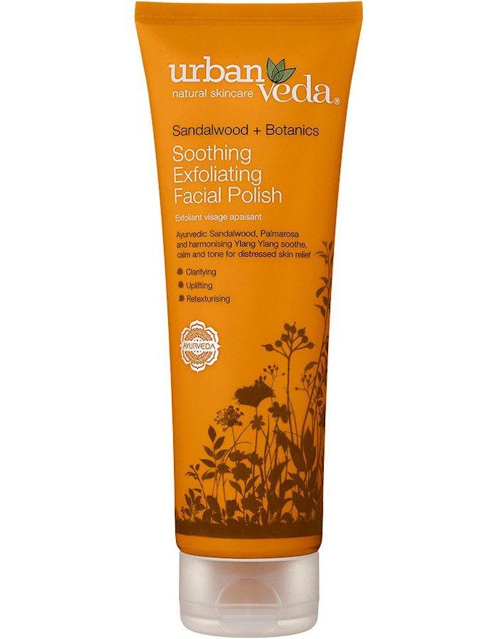 Urban Veda Soothing Exfoliating Facial Polish 125ml