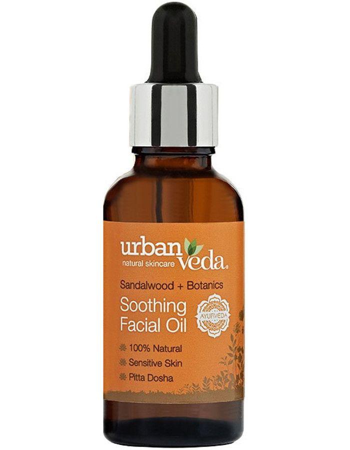 Urban Veda Soothing Facial Oil 30 ml