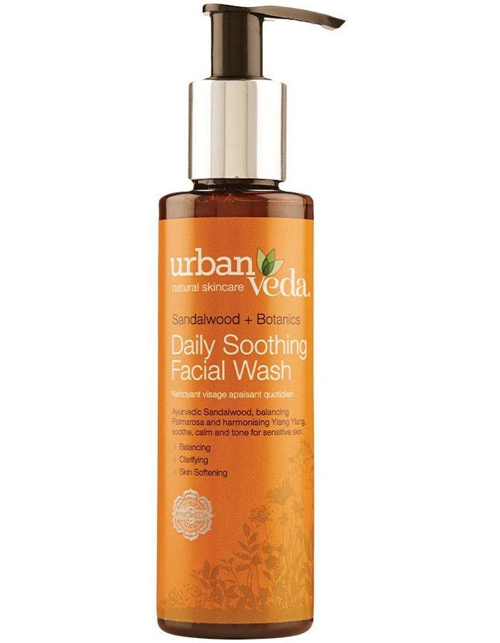 Urban Veda Soothing Daily Facial Wash 150ml