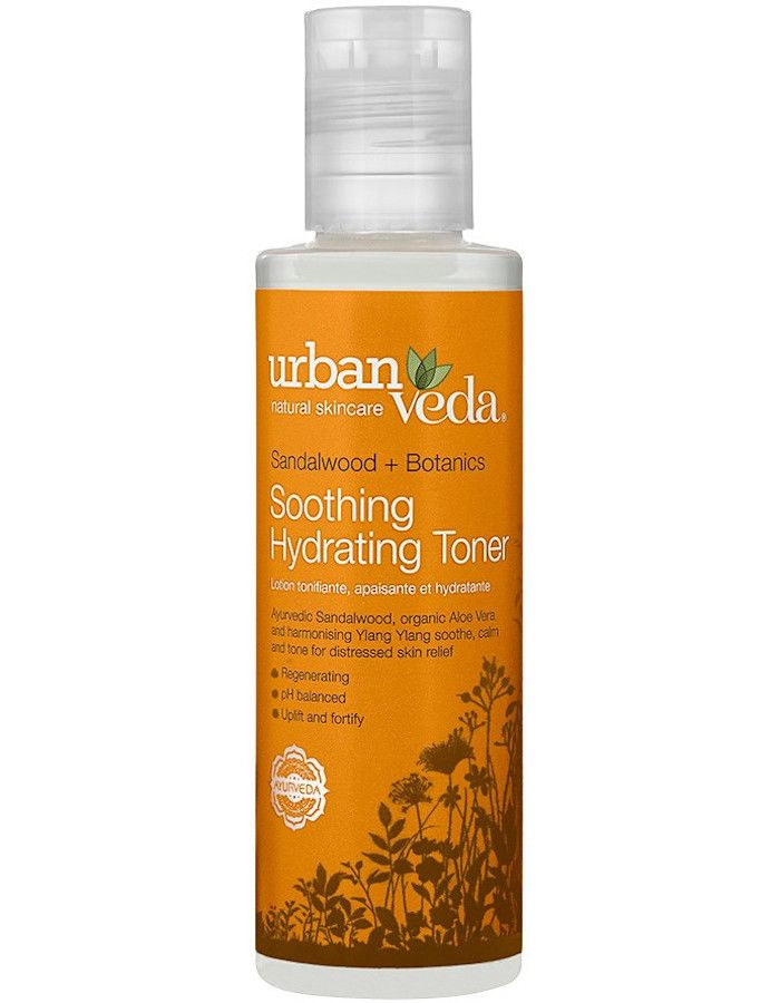 Urban Veda Soothing Hydrating Toner 150ml