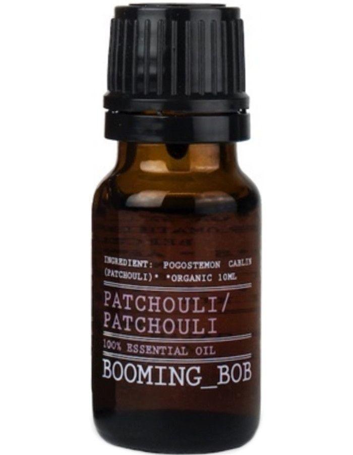 Booming Bob Essential Oil Patchouli 10ml 7350076868602 snel, veilig en gemakkelijk online kopen bij Beauty4skin.nl