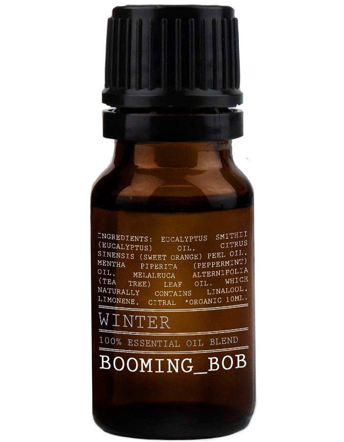 Booming Bob Mixed Essential Oil Winter 10ml 7350076868718 snel, veilig en gemakkelijk online kopen bij Beauty4skin.nl