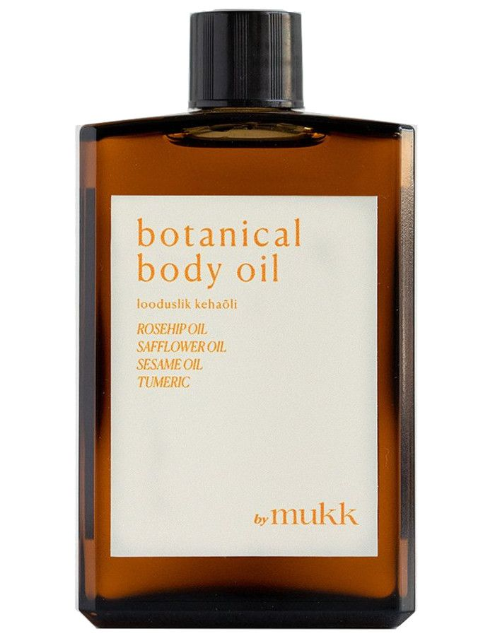 By Mukk Botanical Body Oil 100ml 4742022450079 snel, veilig en gemakkelijk online kopen bij Beauty4skin.nl
