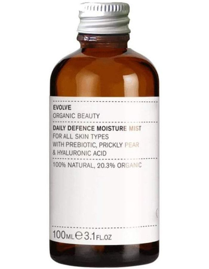 Evolve Organic Beauty Daily Defence Moisture Mist 100ml Refill