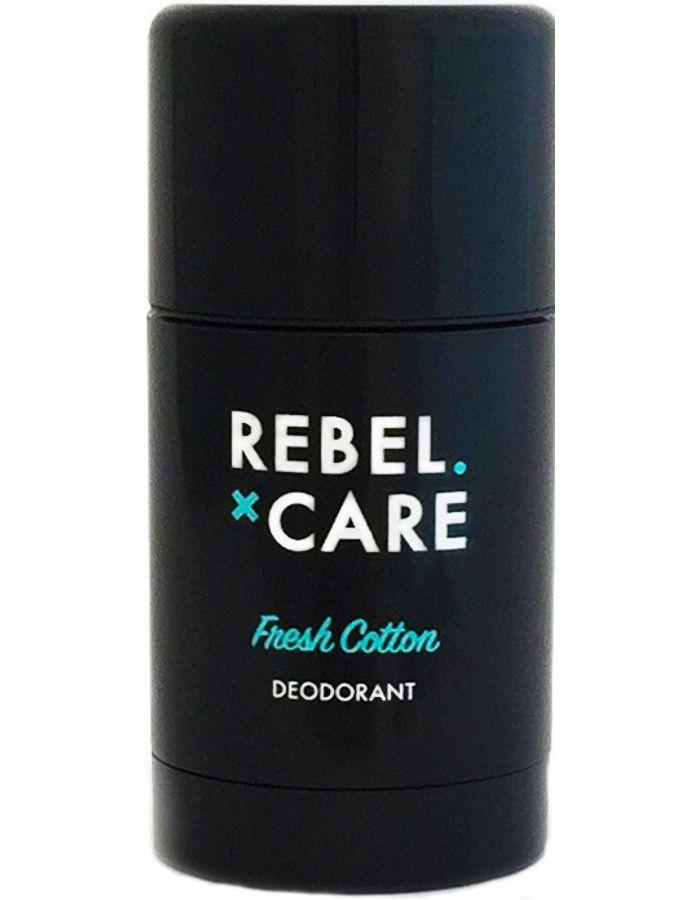 Loveli Aluminiumvrije Deodorant Stick Rebel Care Fresh Cotton & Zink 30ml