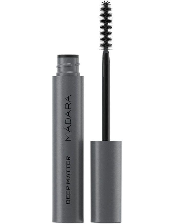 Mádara Deep Matter Bold Volume Mascara Black 4752223001093 snel, veilig en gemakkelijk online kopen bij Beauty4skin.nl