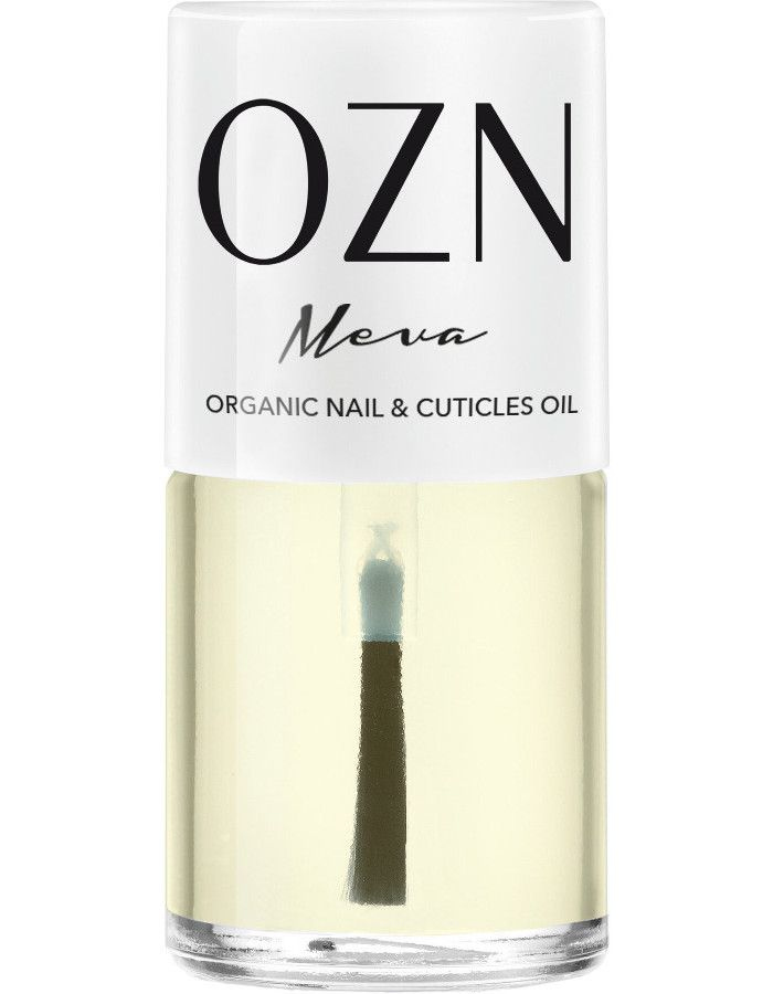 OZN Organic Nail and Cuticle Oil Meva 12ml 4250897835926 snel, veilig en gemakkelijk online kopen bij Beauty4skin.nl