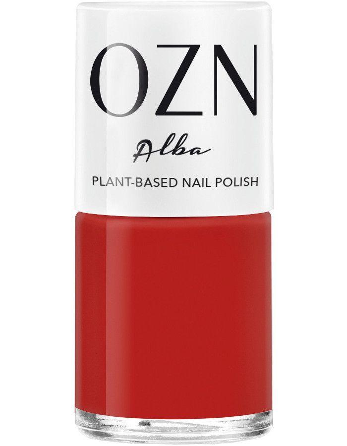 OZN Plant Based Nail Polish Alba 12ml 4250897820717 snel, veilig en gemakkelijk online kopen bij Beauty4skin.nl