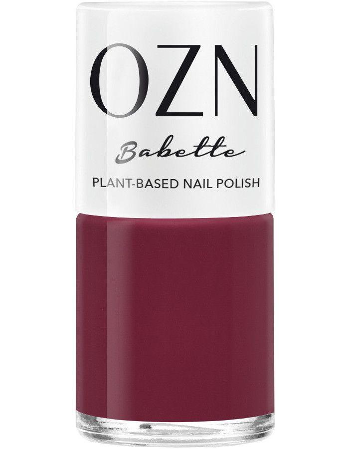 OZN Plant Based Nail Polish Babette 12ml 4250897820724 snel, veilig en gemakkelijk online kopen bij Beauty4skin.nl