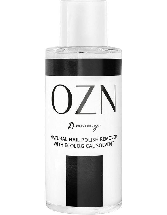 OZN Plant Based Nail Polish Remover Ammy 100ml 4250897837067 snel, veilig en gemakkelijk online kopen bij Beauty4skin.nl