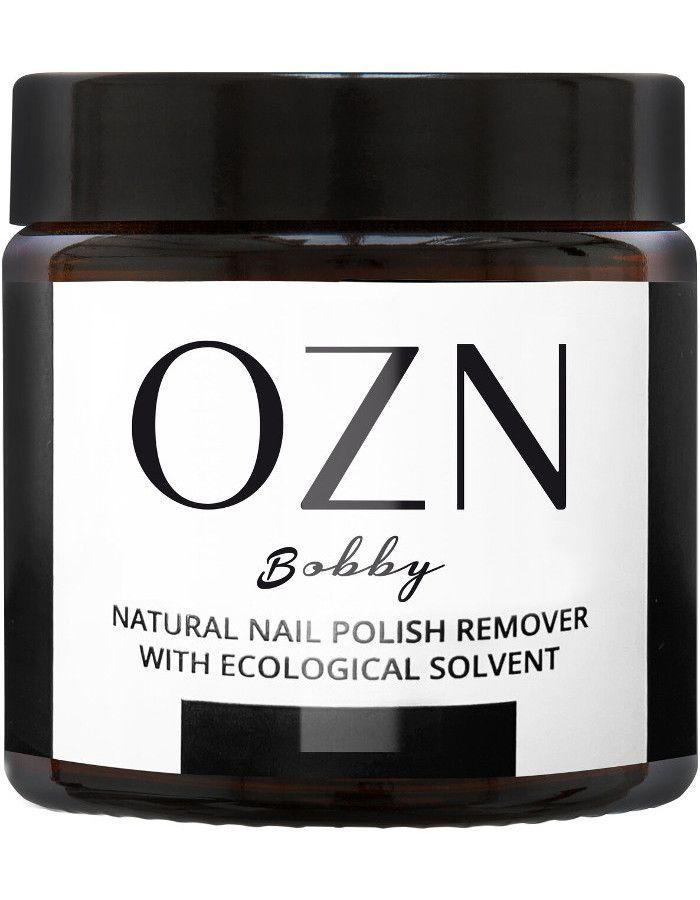 OZN Plant Based Nail Polish Remover Bobby 70ml 4250897828843 snel, veilig en gemakkelijk online kopen bij Beauty4skin.nl